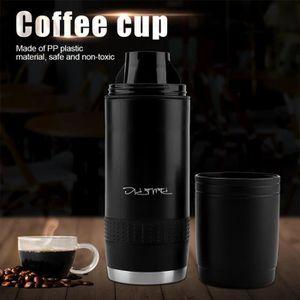 CAFETIÈRE Cafetière électrique machine à Espresso combine Ca