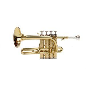 TROMPETTE Classic Cantabile Trompette Piccolo - PT-196 Bb