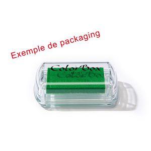 TAMPON DÉCORATIF Encreur frostwhite - Mini ColorBox - ColorBox