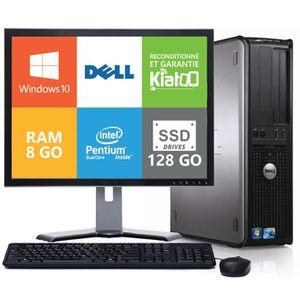 ORDINATEUR PORTABLE ordinateur de bureau dell optiplex 780 dual core 8