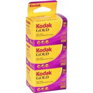 PELLICULE PHOTO 1x3 Kodak Gold        200 135/36