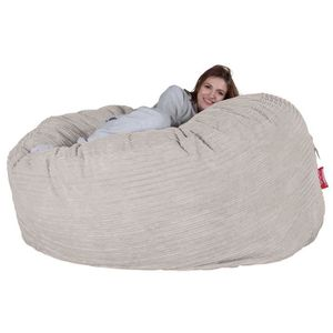 pouf gant pas cher pouf poire geant scuba xxl jumbobag pouf design blanc avec assise orange. Black Bedroom Furniture Sets. Home Design Ideas