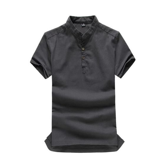 Homme T Bestgift Vogue Shirt Casual QroeEdBxWC