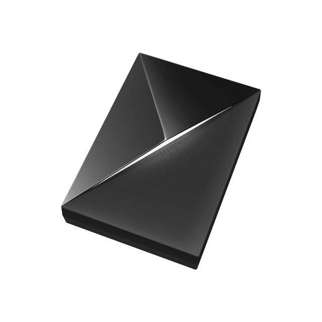 NZXT Eclairage PC HUE + - Noir