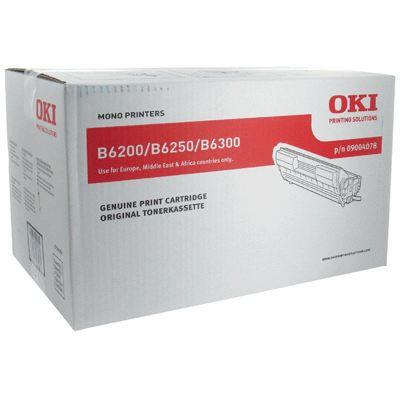 OKI Cartouche de toner - Noir - Capacité standard 10.000 pages - Pour B6200, B6250, B6300