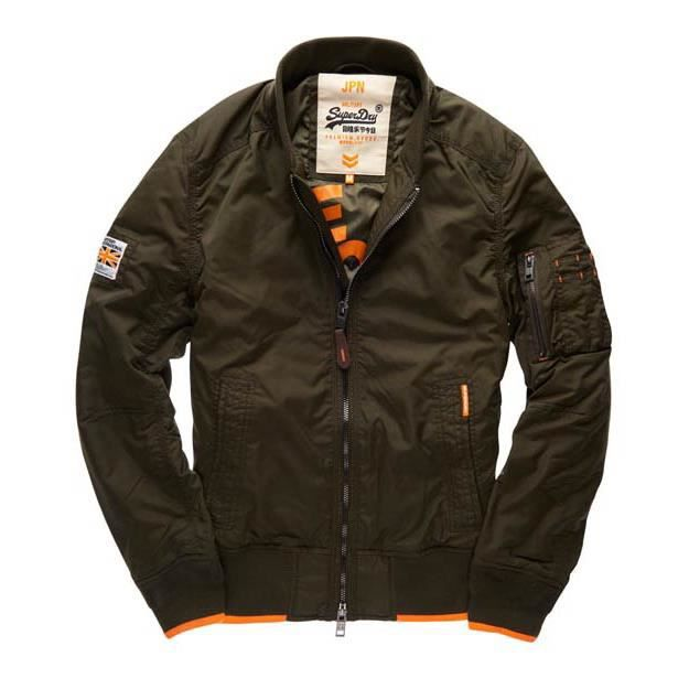 Lite Vente Jacket Pilot Rsd Vert Achat Superdry Blousons w7f6qZ8f