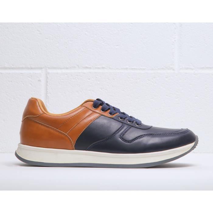 Bass - Chaussures de tennis pour homme (HARVIE_NAVY) - Bleu ndQy0gb