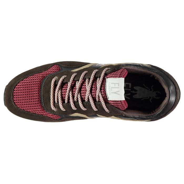 Fly London Baskets Basses Homme