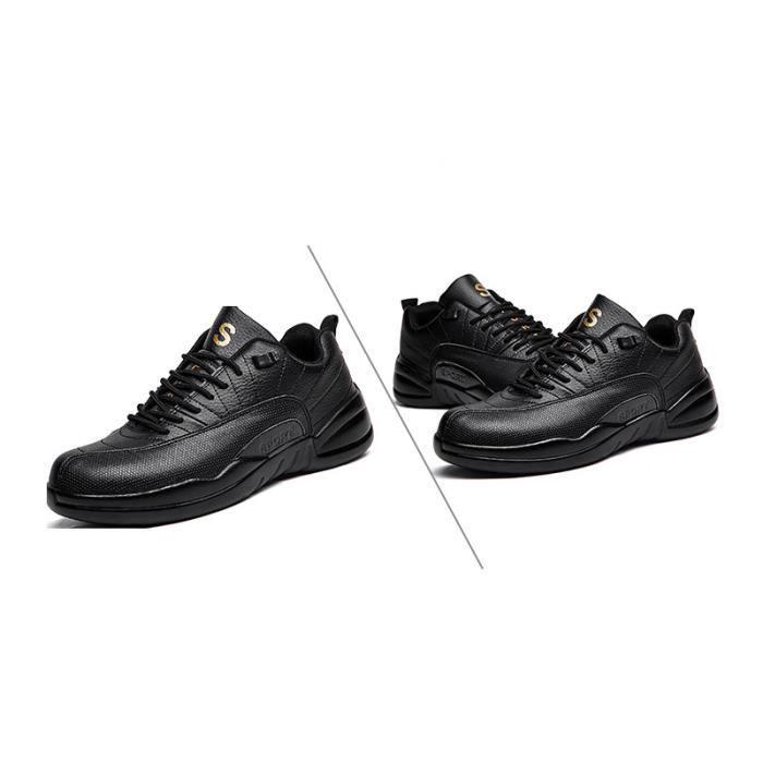 Baskets et Chaussure Chaussures Jogging hiver léger BLLT Sport Homme été XZ221Noir39 Respirant w1wqrCa