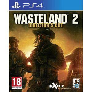 JEU PS4 Wasteland 2 Director's Cut Jeu PS4