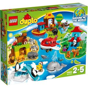 LEGO? DUPLO? Ville 10805 Le Tour du Monde