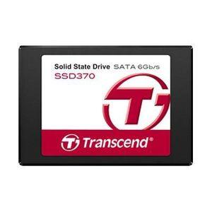 TRANSCEND SSD SSD370 - 256Go - 2.5\