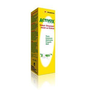 RHUME - TOUX - GORGE Spray gorge 30 ml