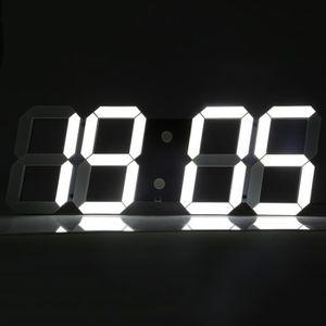 Horloge murale temperature - Achat / Vente Horloge murale ...