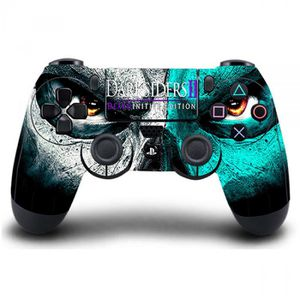STICKER - SKIN CONSOLE Version Style01 - Homereally Ps4 Contrôleur Peau D