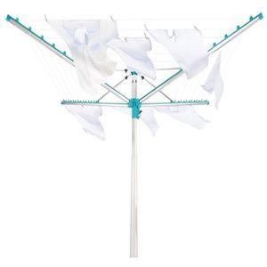 seche linge sechoir parapluie linomatic m400 leifheit. Black Bedroom Furniture Sets. Home Design Ideas
