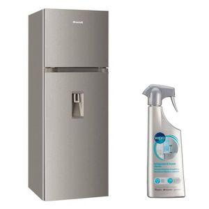 RÉFRIGÉRATEUR CLASSIQUE BRANDT Réfrigérateur frigo double porte inox 304L