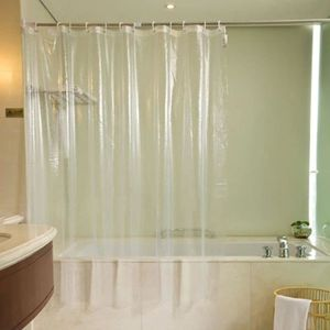 rideau de douche transparent achat vente rideau de douche transparent pas cher soldes d s. Black Bedroom Furniture Sets. Home Design Ideas