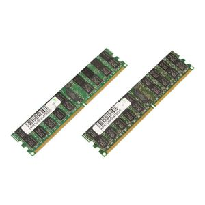 MÉMOIRE RAM MicroMemory DDR2 8 Go: 2 x 4 Go DIMM 240 broches 6