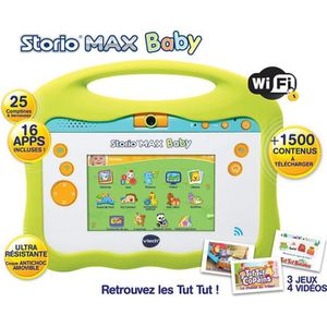 CONSOLE ÉDUCATIVE VTECH Baby - Console Storio Max 5