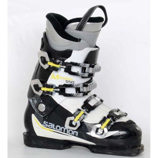Pas Cher Misson 550 Chaussures Salomon De Cdiscount Ski Prix qpSzMVU