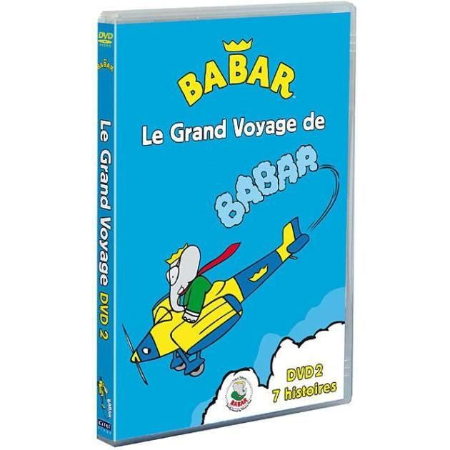 DVD FILM DVD Babar : le grand voyage, vol. 2