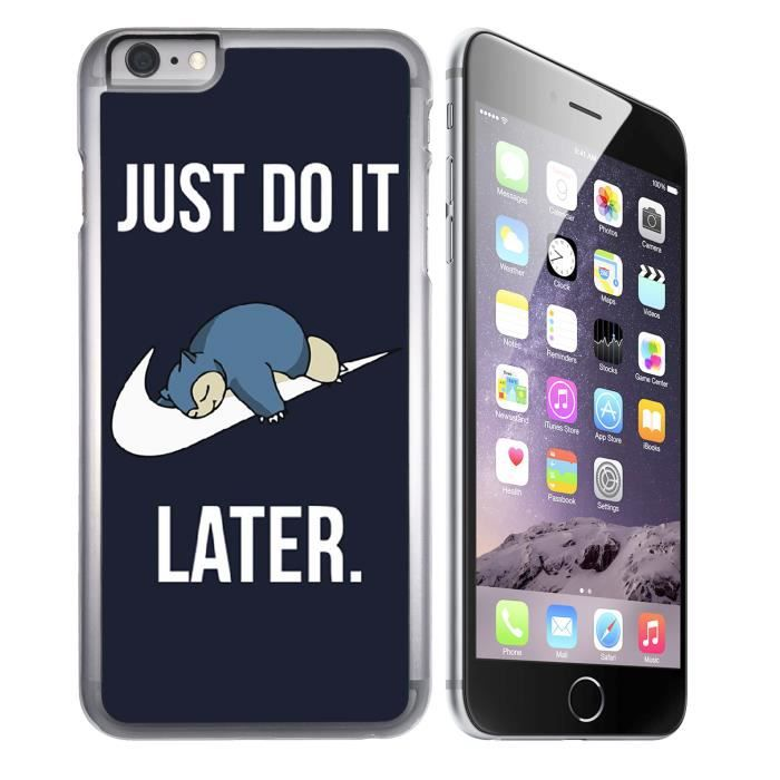 coque iphone 8 just do it