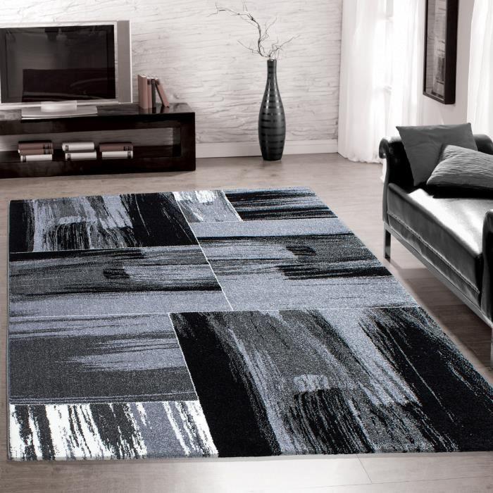 Salon De Moquette Design Moderne, Chambre Du0027amis, Tapis De Chambre De  Jeunes Avec Motif 3D [80x150 Cm, 1350 Gris]