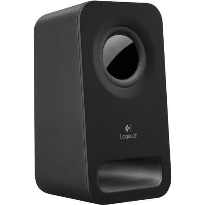 ENCEINTES ORDINATEUR Logitech Z150 Haut-parleurs pour PC 3 Watt (Totale