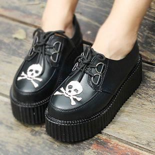 creepers chaussure achat vente pas cher cdiscount. Black Bedroom Furniture Sets. Home Design Ideas