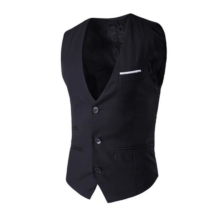 Gilet costume homme grande taille - Achat   Vente pas cher aee0aae3cdf