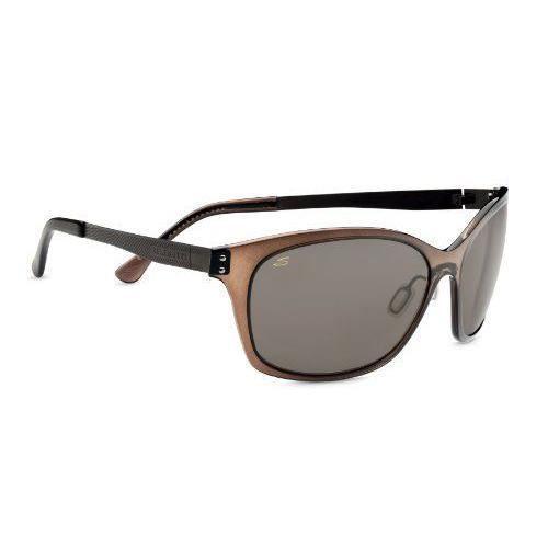 Serengeti eyewear lunettes de soleil sara M Marron - Satin Dark Brown