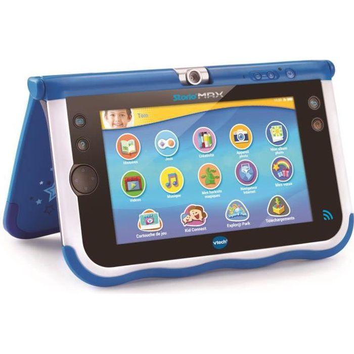 Vtech Console Storio Max 7 Bleue Tablette éducative Enfant 7