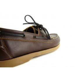 PIERRE CARDIN Chaussures Bateaux PC1605BO Marron - Couleur - Marron