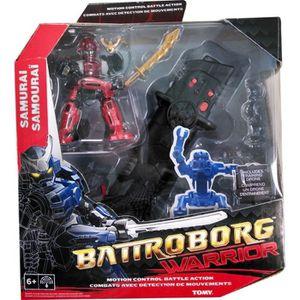 TOMY Robot Battroborg Warrior