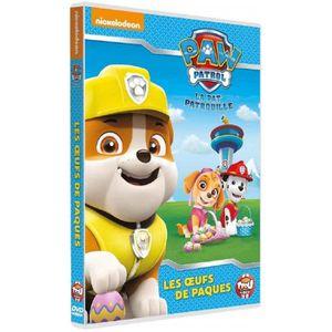 DVD DESSIN ANIMÉ La pat' patrouille 15 Les oeufs de Pâques DVD