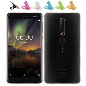 SMARTPHONE Noir--5.5'' Pour Nokia 6.1 32GB Dual SIM Occasion