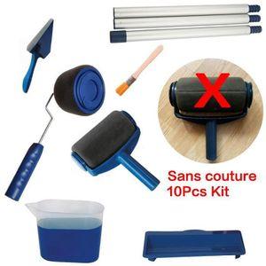 ROULEAU DE PEINTURE A 10pcs Sans couture rouleau de peinture kit , pai