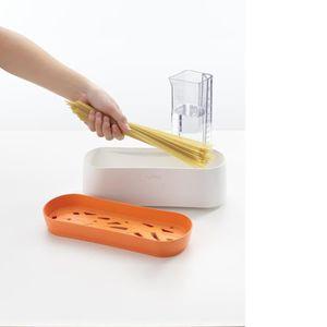 PIÈCE DE PETITE CUISSON LEKUE Pasta Cooker - Cuiseur à pâtes au micro-onde
