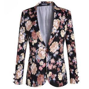 veste a fleur homme achat vente veste a fleur homme pas cher cdiscount. Black Bedroom Furniture Sets. Home Design Ideas