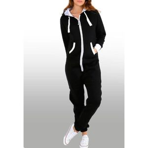 BARBOTEUSE Women's Girl 's Casual Comfy 2 pièces Hooded encap