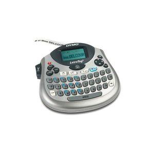 PC EN KIT Dymo Étiqueteuse Électronique Letratag 5 tailles,