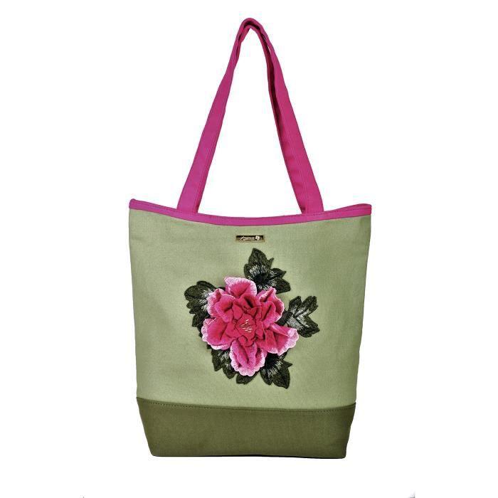 Anarose Boutique Designer Premium Quality Tote - sac à main fermeture grand sac à main I7QN4