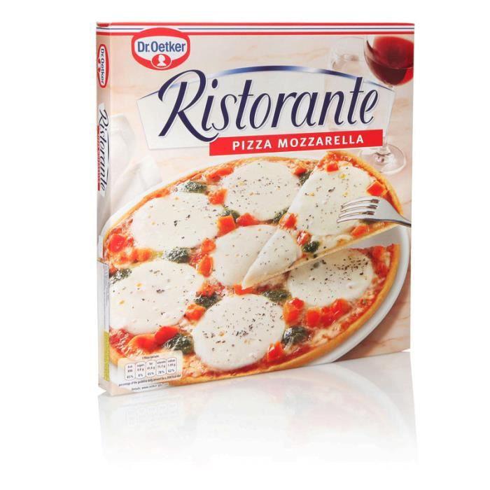 DR OETKER Pizza mozzarella 335g - Achat   Vente pizza Pizza ... aac1079eb63a