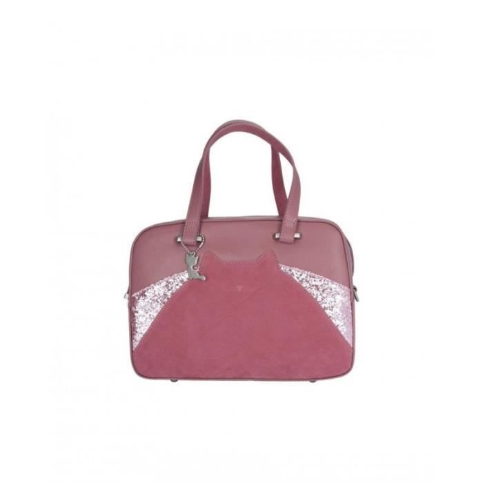 61bbaa5b7c Sac à main Lollipops Bacon Whobster Rose - Achat / Vente Sac à main ...