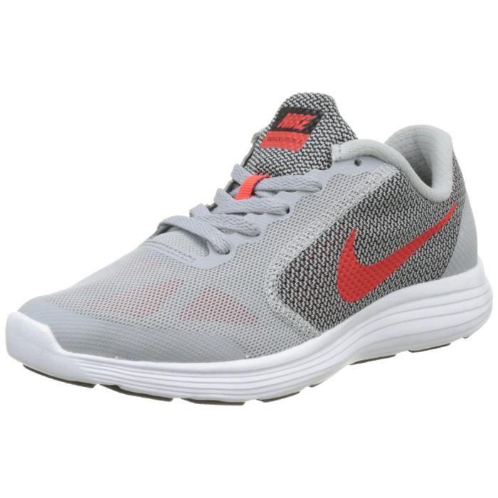 Nike Revolution 3 (gs) Chaussures de course pour enfants
