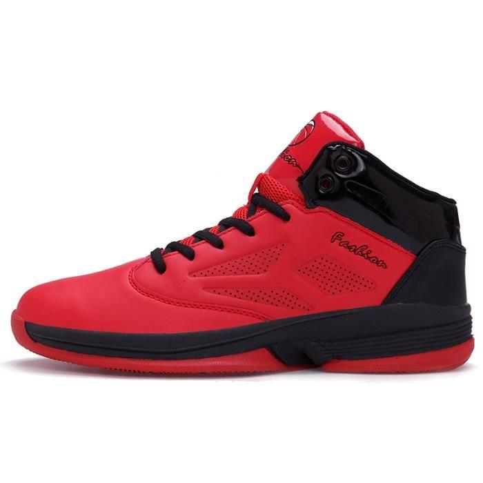 chaussures homme chaussures de basketball pour homme Étudiant hautes respirantes zFzkmTn6