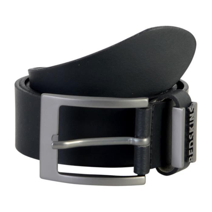 Ceinture Redskins Devil Noir Noir - Achat   Vente ceinture et boucle ... a910d026670