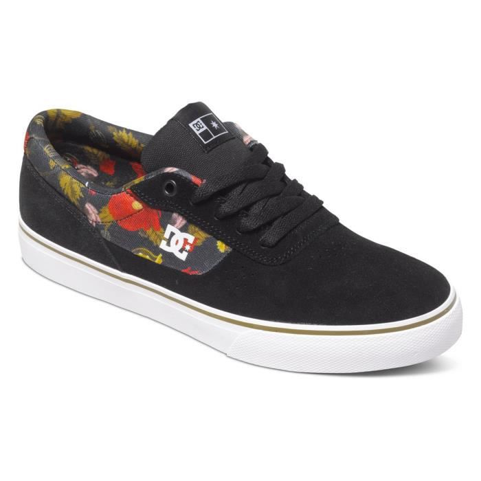 DC SHOES Switch S Sp Chaussure Homme - Taille 42 - NOIR