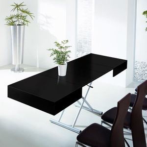Table basse relevable rallonge achat vente table basse relevable rallonge pas cher cdiscount - Table basse relevable cassidy ...